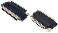 SCSI Adapter, VHDCI Female to HD68 Male