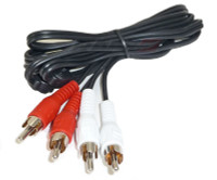 RCA Stereo Audio Cable