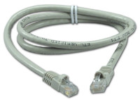 Cat6 Solid Conductor patch cables