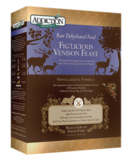 Addiction Fig'licious Venison Feast - Grain-Free