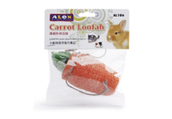 Alex Carrot Loofah