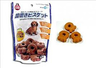 DF222 Marukan Dog Print Cookies