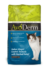 AvoDerm Indoor Weight Control Cat Dry Formula