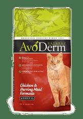 AvoDerm Natural Chicken & Herring Adult Cat Formula