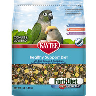 Kaytee Forti-Diet Pro Health Conure and Lovebird Food