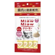 Miaw Miaw Creamy - Healthy Intestines 15g x 4