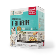 The Honest Kitchen - Dehydrated Grain-Free Fish Recipe (Zeal)