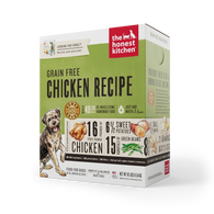 The Honest Kitchen - Dehydrated Grain Free Chicken Recipe (Force)