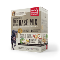 The Honest Kitchen - Dehydrated Grain Free Fruit & Veggie Base Mix (Preference)