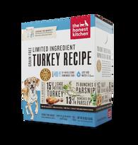 The Honest Kitchen - Dehydrated Limited Ingredient Turkey Recipe (Marvel)
