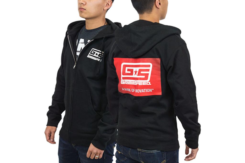 GrimmSpeed ZipUp Sweatshirt