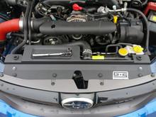 GrimmSpeed Subaru Radiator Shroud - 08+ Impreza/WRX/STi