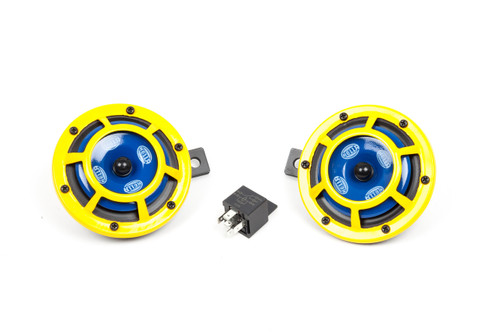 Hella SharpTone Horn Kit Pair