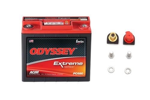 Odyssey Lightweight PC680 Battery w/ Terminals