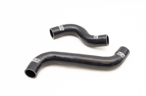 GrimmSpeed Radiator Hose Kit, Black - 15-18 WRX, 14-18 Forester XT