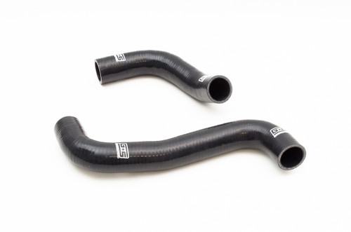 GrimmSpeed Radiator Hose Kit, Black - 08-11 Impreza, 08-14 WRX, 08-18 STI, 09-10 Forester, 09-13 FXT