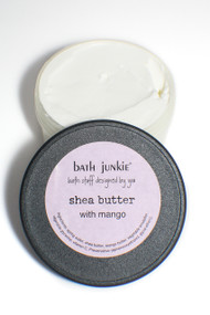 organic shea butter & mango cream