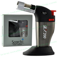Scorch ST61296 Butane Torch With Packaging