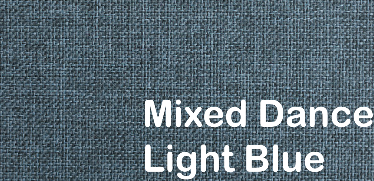 mixed dance light blue 525