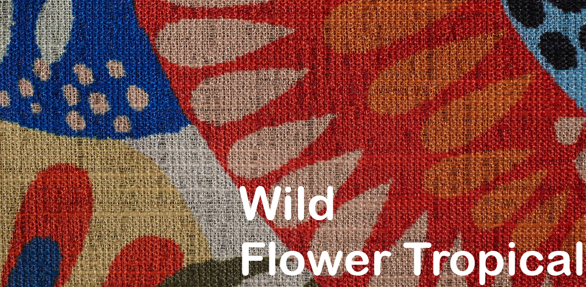 wild flower pattern