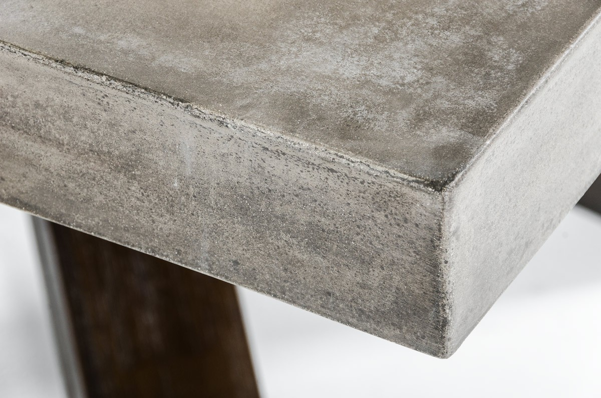 ... Table With A Concrete Top For Your Dining Another Close Up Shot Of The  Adonis.