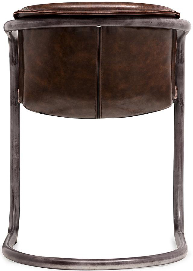antonio cognac chair 3