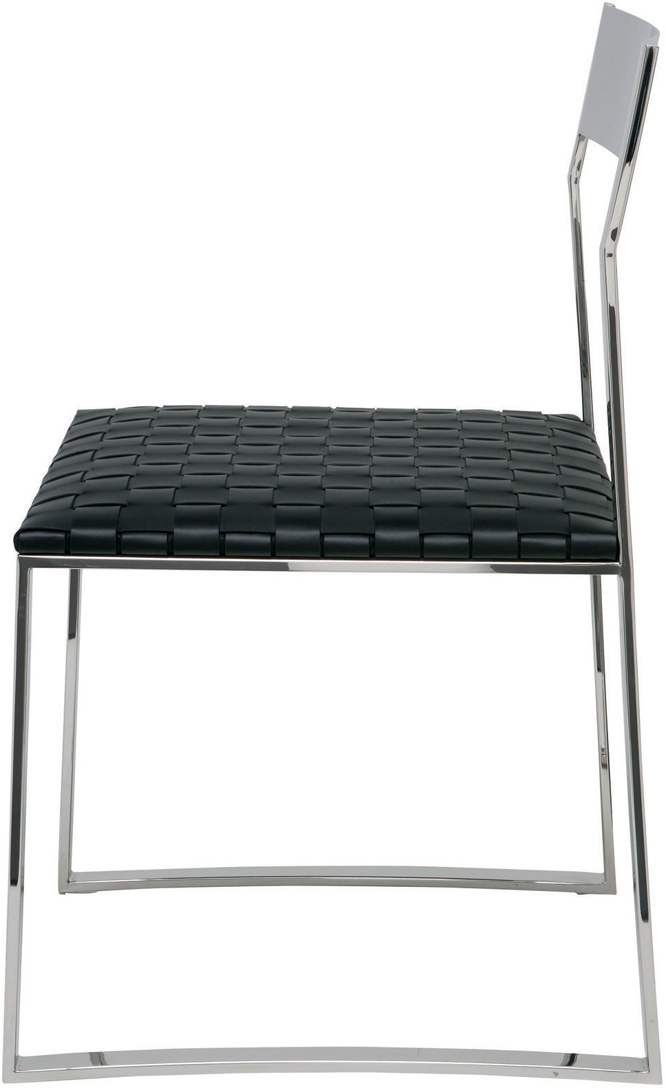 nuevo living camille dining chair black