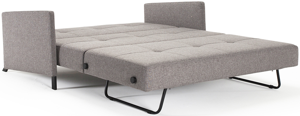 innovation cubed sofa with arms