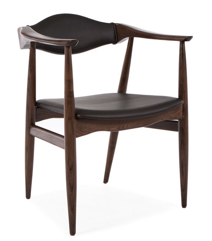 Danish Chair Wenge ...
