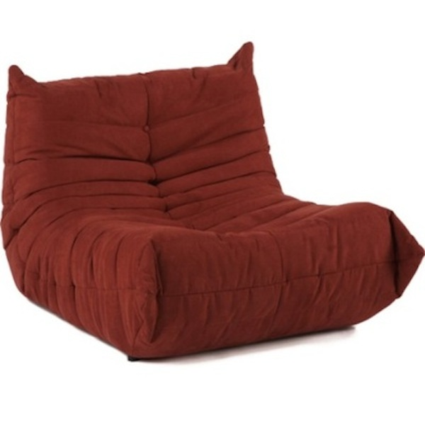Downlow Chair in Red Color