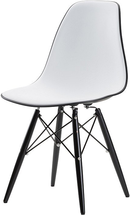 the felica dining chair black