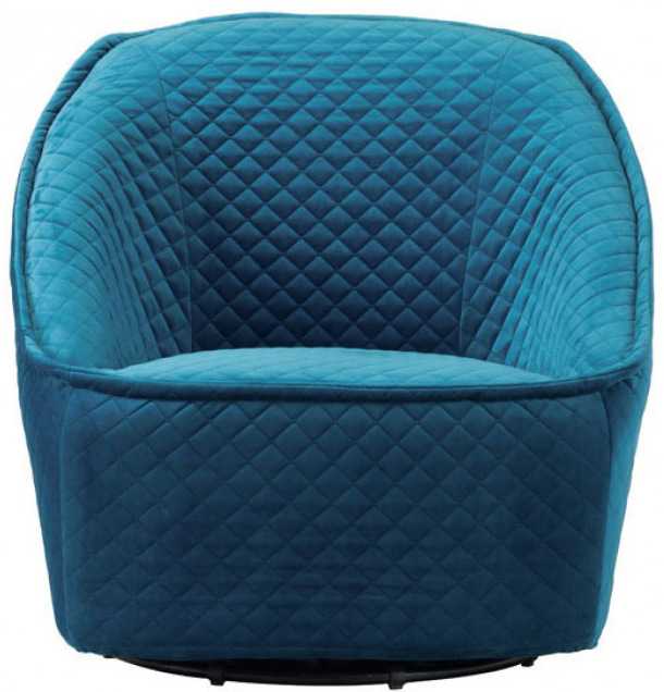 front of pug swivel chair