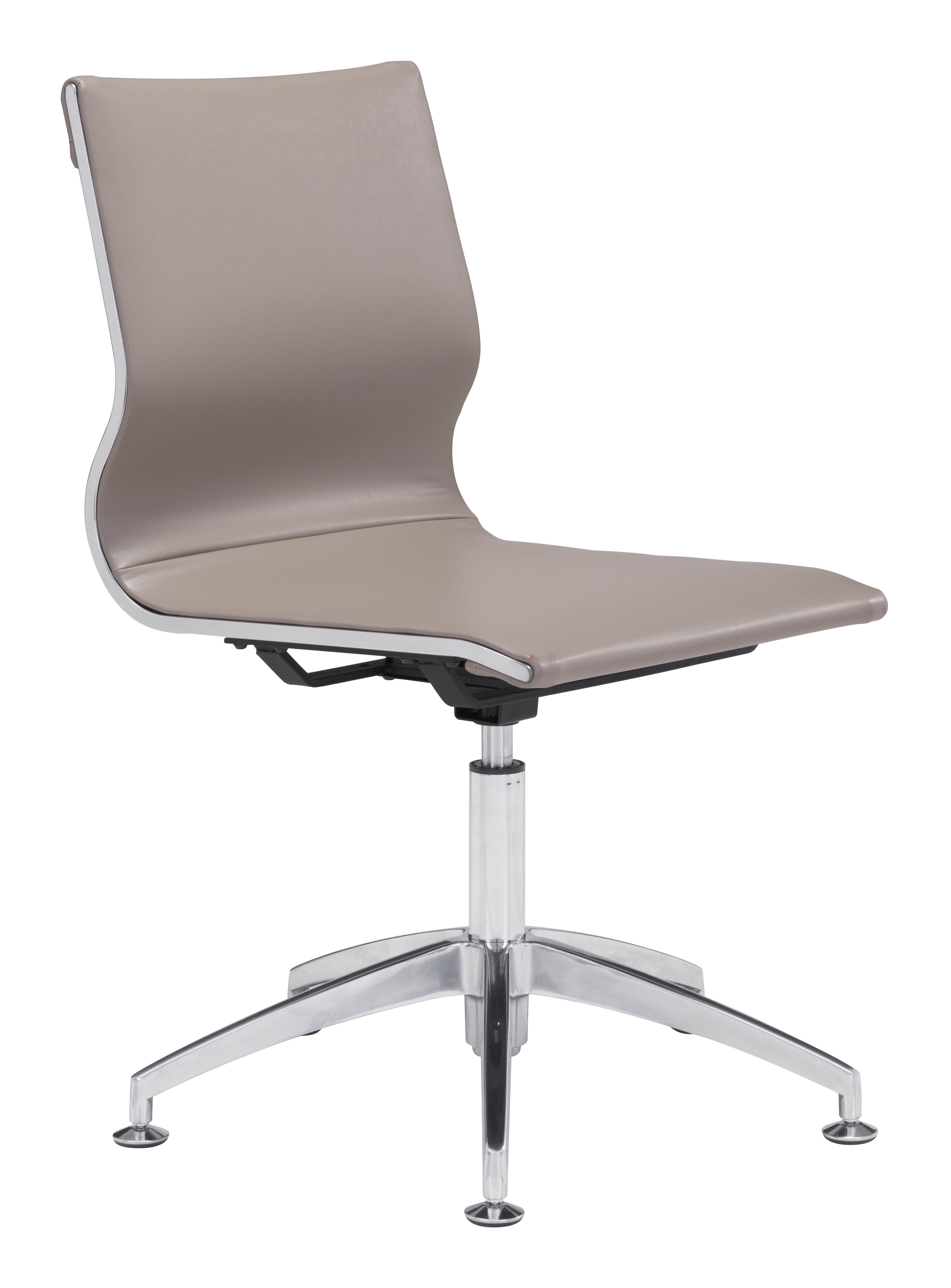 Zuo Glider Conference Chair Modern Conference and Office Chair By Zuo