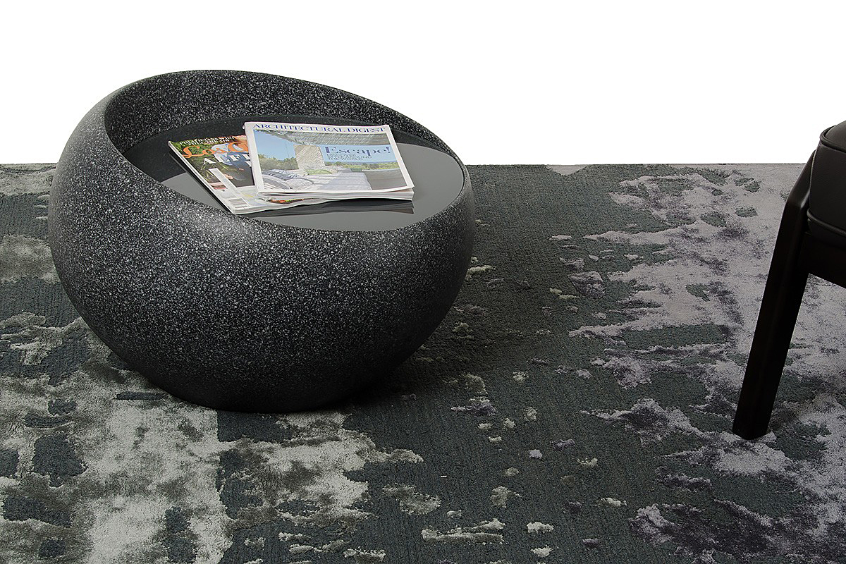 Find a deal on a faux granite side table today.