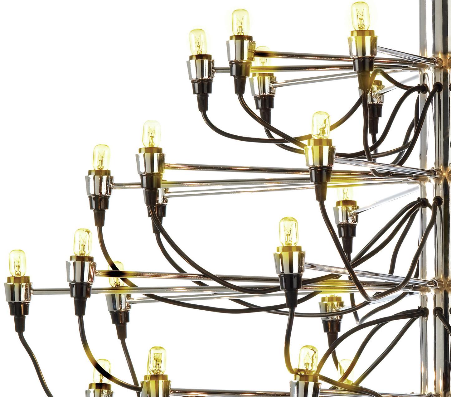 Medusa pendant lamp chrome steel modern pendant lamp for Medusa light fixture