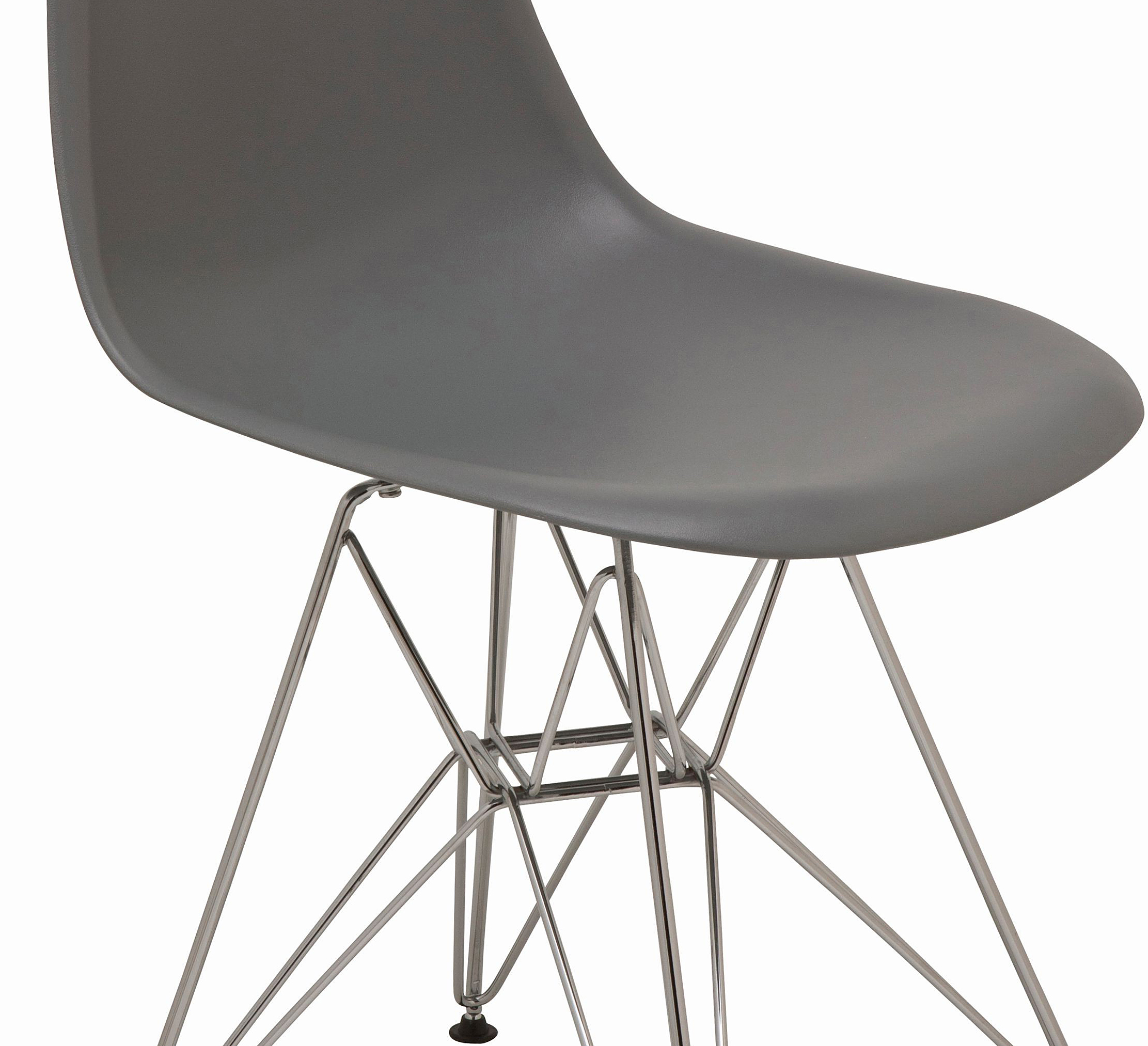 max dining chair in grey