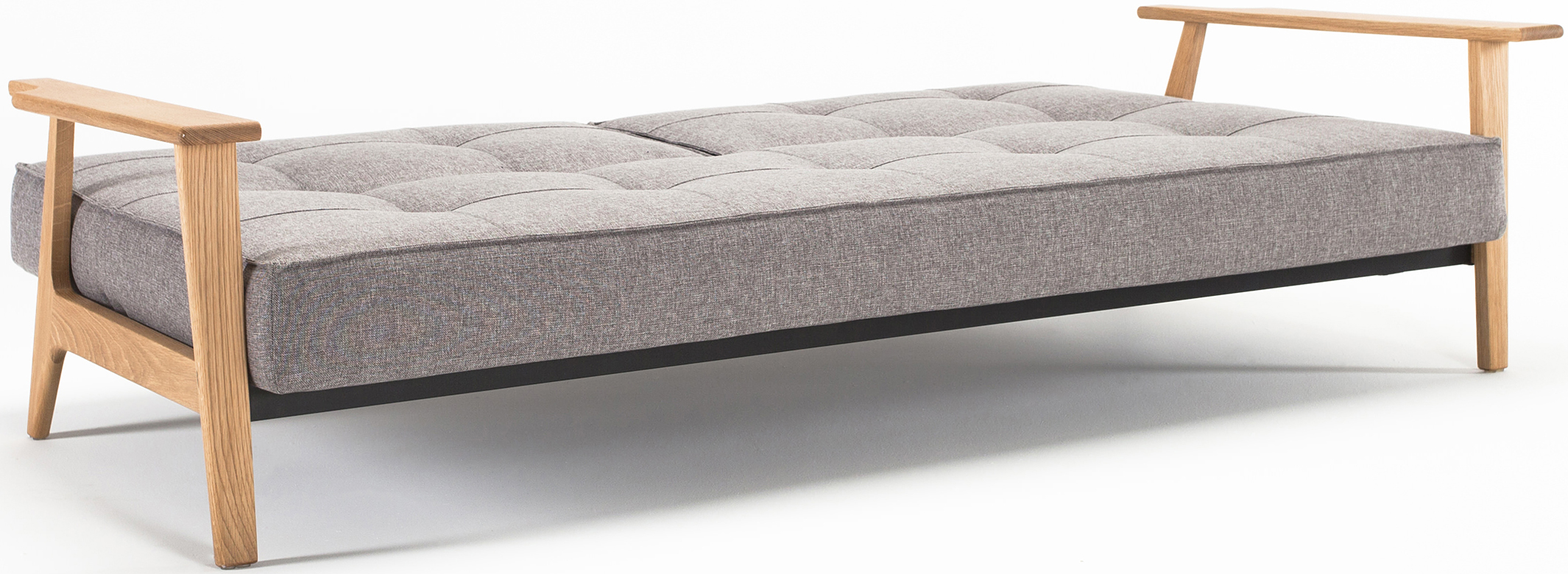 splitback sofa mixed dance grey