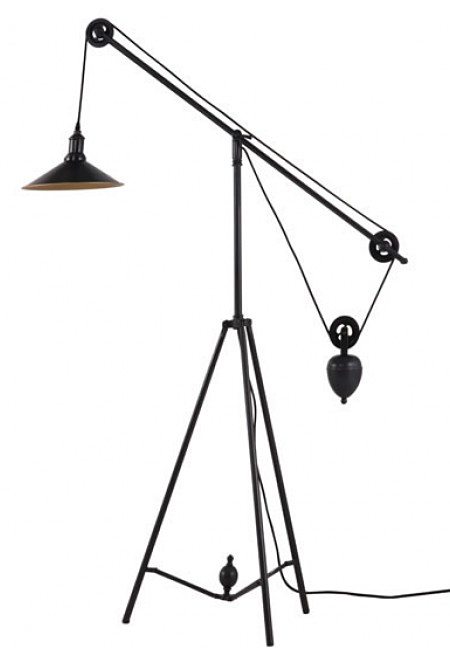 zuo jasper floor lamp available at Advanced Interior Designs