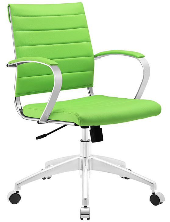 alera office chair ribbed back - modern home and office chairs