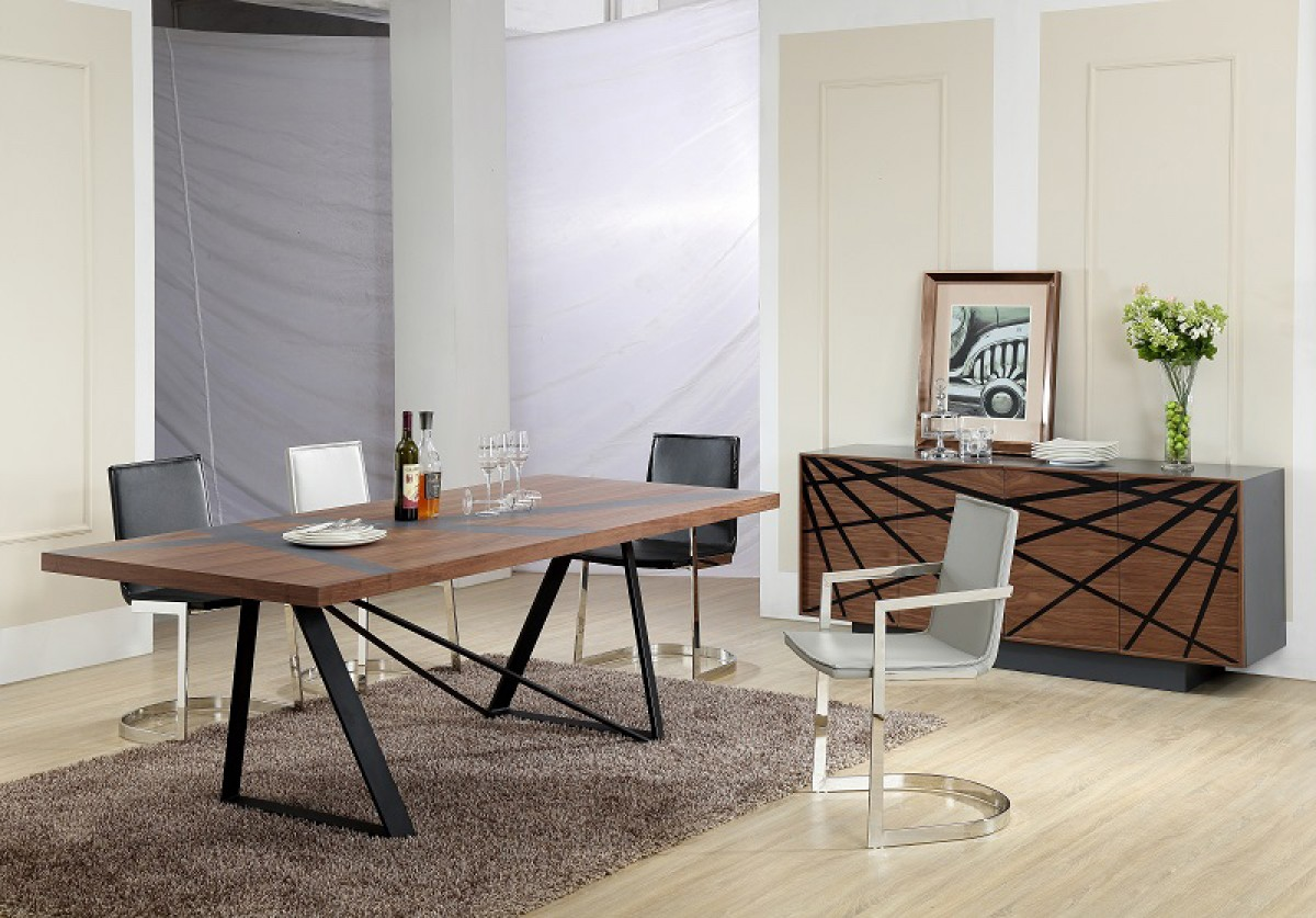 Contemporary buffet table furniture -  Low Priced Kitchen Buffet Table