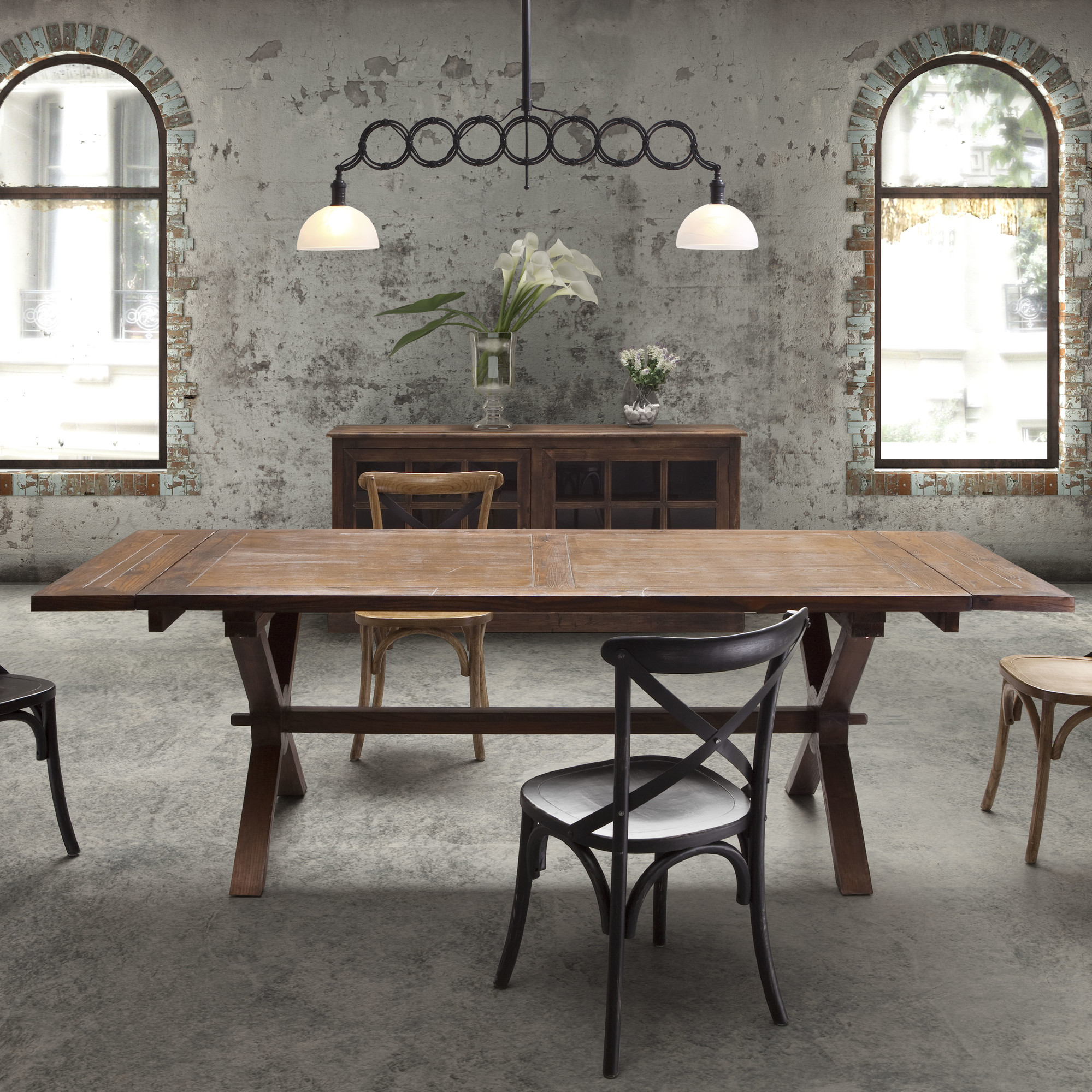 Zuo laurel heights table advanced interior designs for Advance interior designs