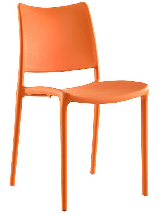 Beau ... Mario Chair Orange ...