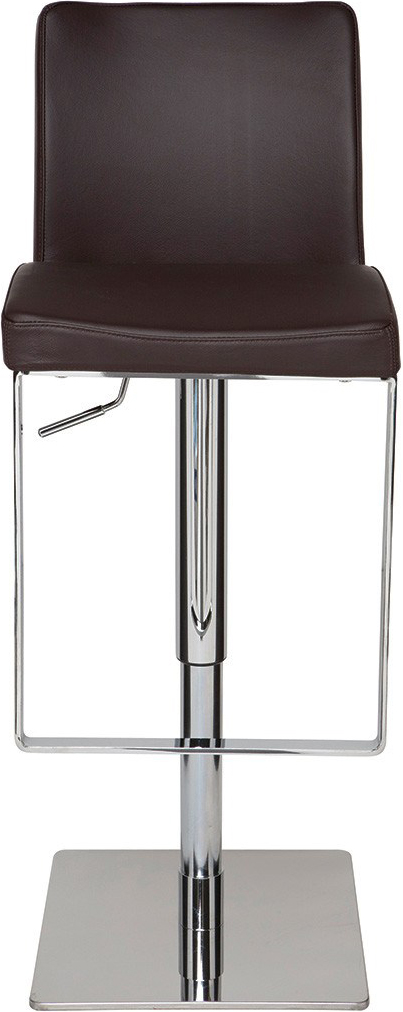 the matteo bar stool chocolate