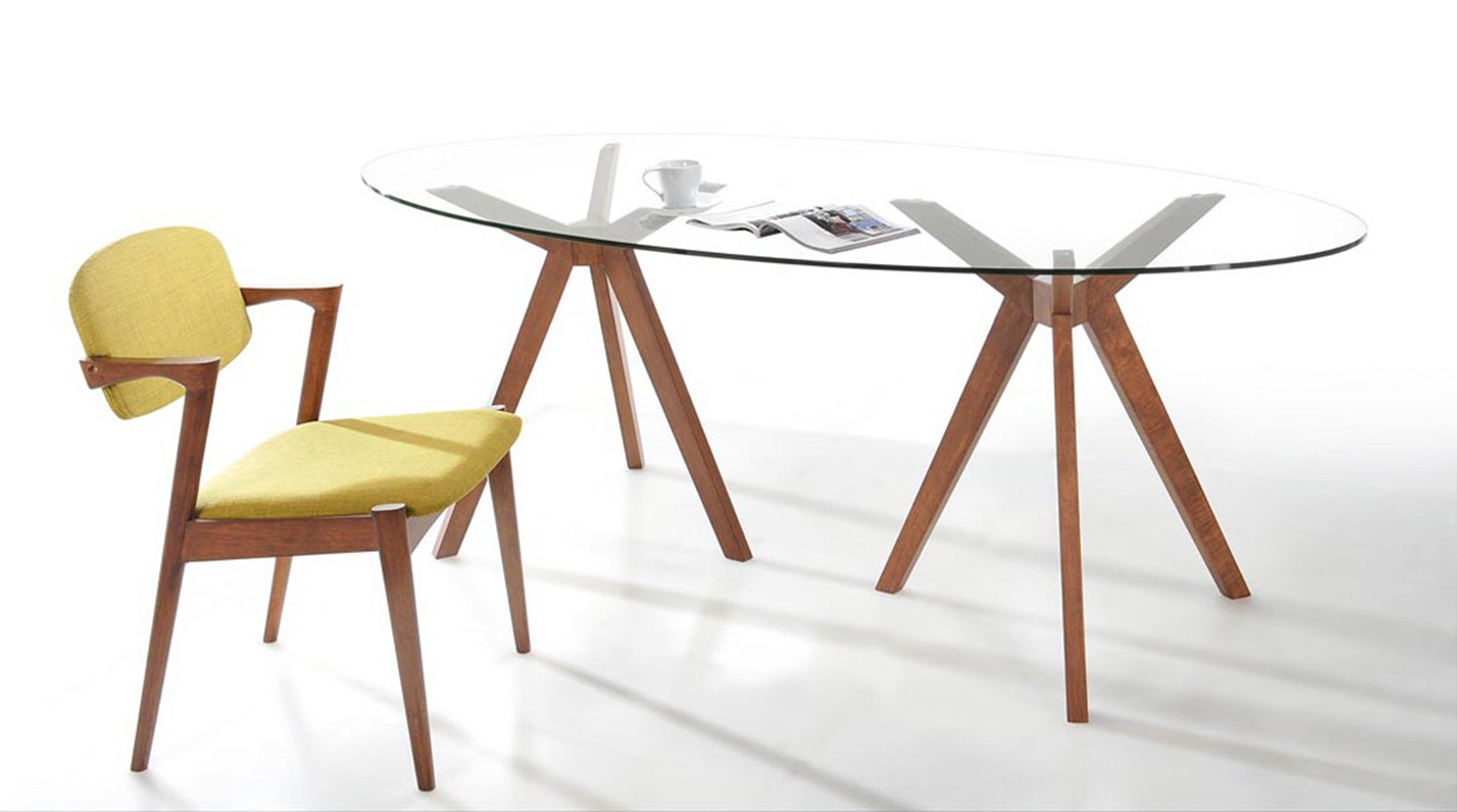 The Baxter Mid Century Over Dining Table Is Available At  Advancedinteriordesigns.com ...