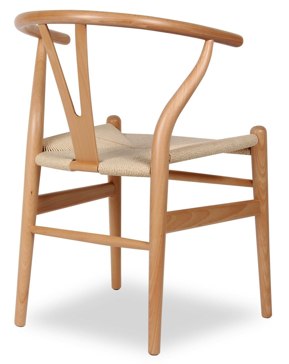 ... natural-wishbone-chair.jpg ... - Wegner CH24 Wishbone Chair - Many Colors And Finishes