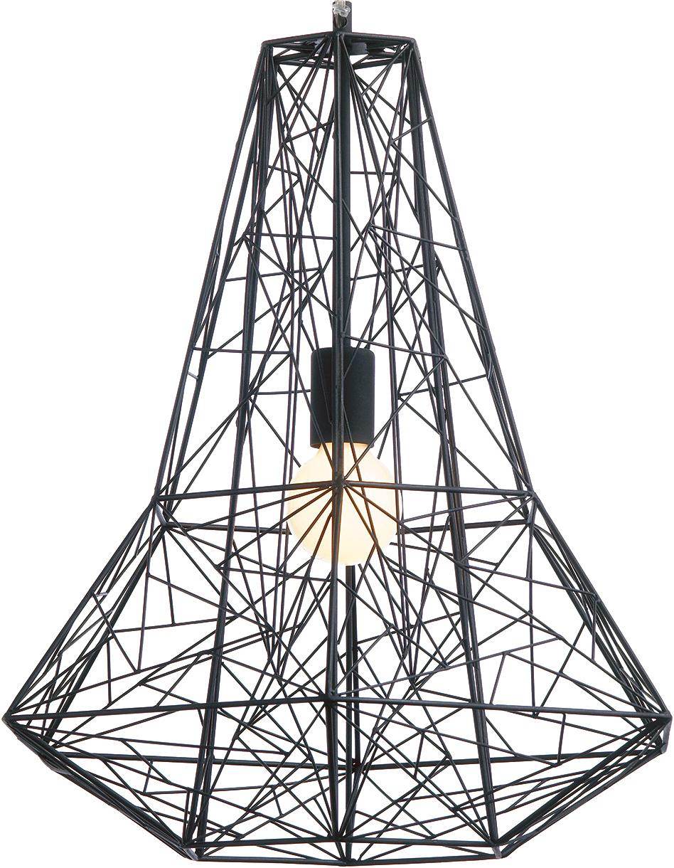 the nuevo apollo pendant lamp in black