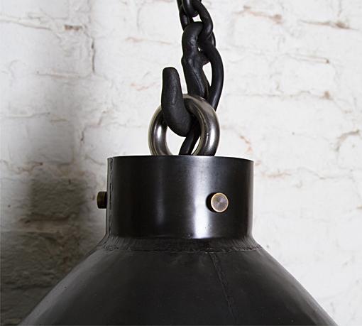 nuevo hgda265 pierre pendant lamp black