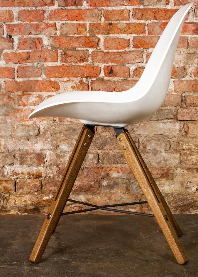 the nuevo hgda354 shell chair