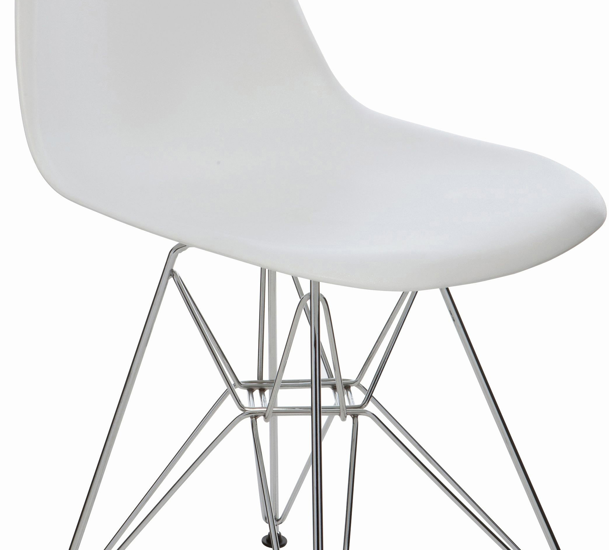 the max dining chair in white