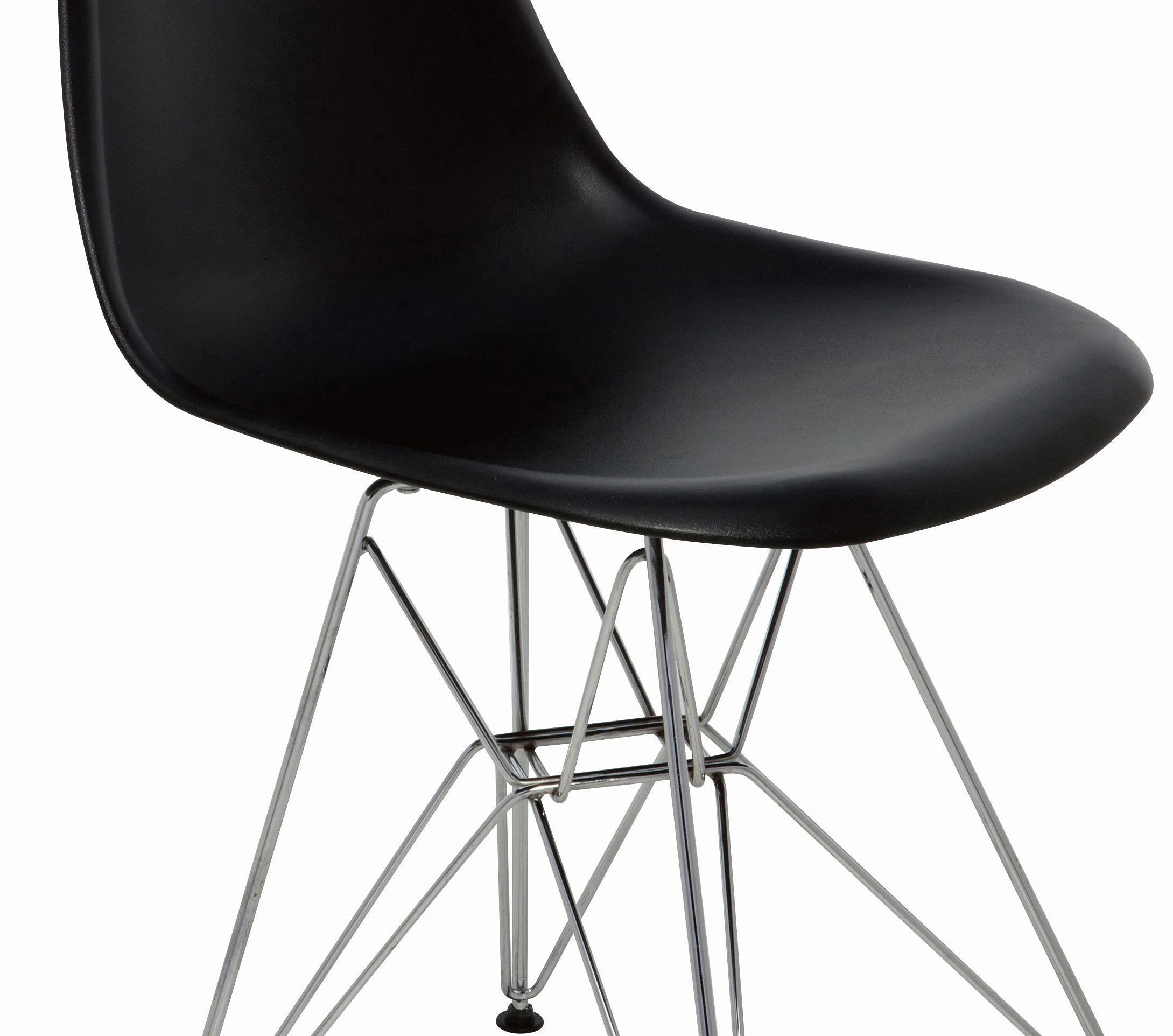 black max dining chair